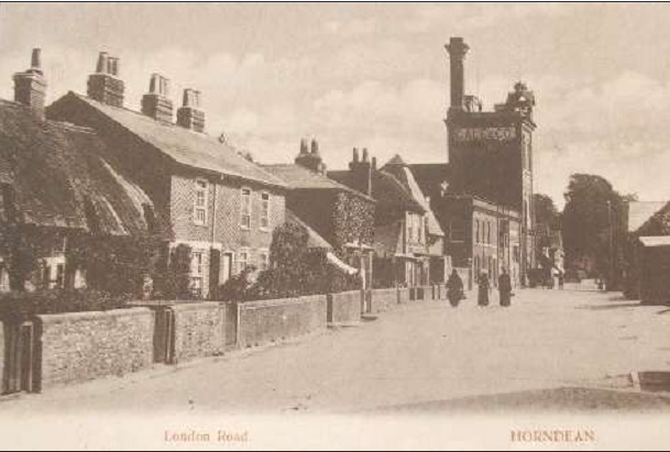 Gales postcard 1905