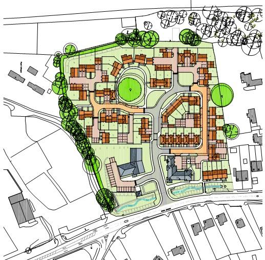 Havant Road Site Plans
