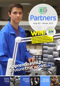 PARTNERS Mag EHDC