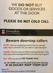 HCC Cold Call