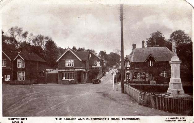 Horndean Village Centre (2)