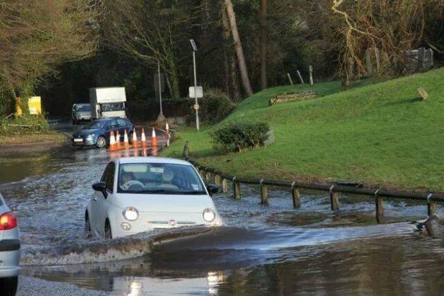 Wickham Flooding