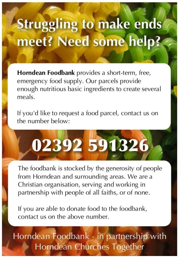 Horndean Food Bank
