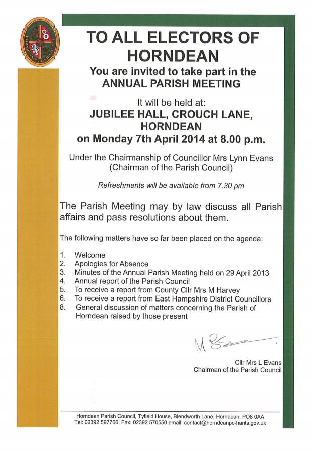 HPC Annual Meeting