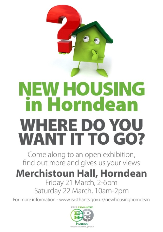 New Housing Poster