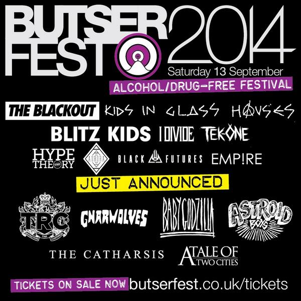 Butserfest Poster