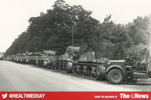 Tanks In Horndean