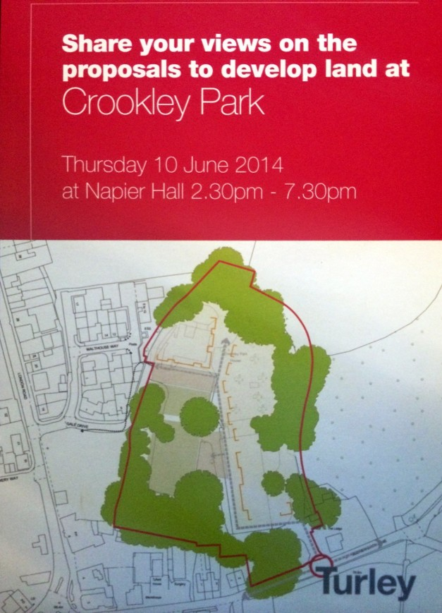 Crookley Park Consultation