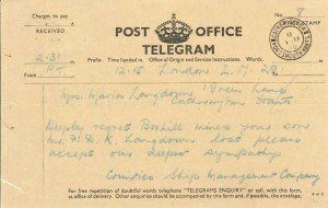 Langdorn Telegram