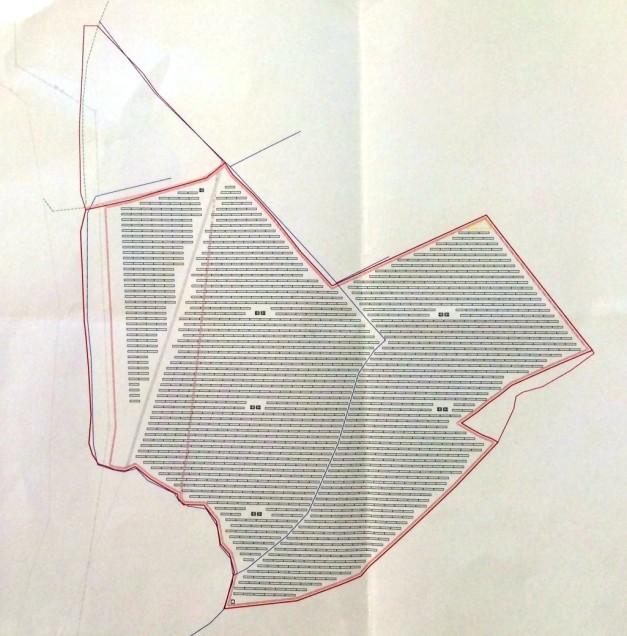 Solar Farm Panel Drg