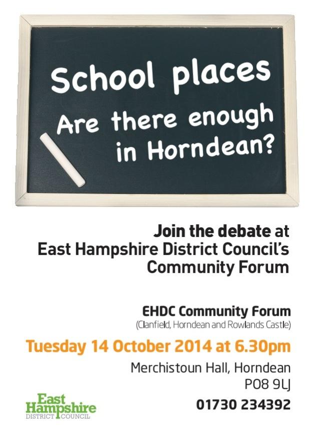 Community Forum Schools