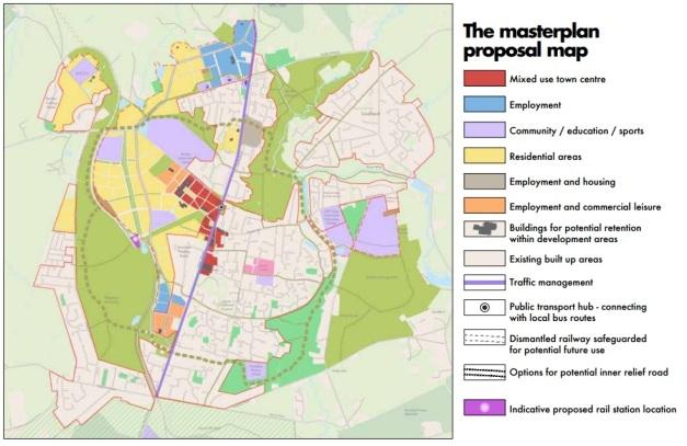 WHB Masterplan