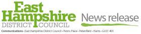 EHDC News Release Logo