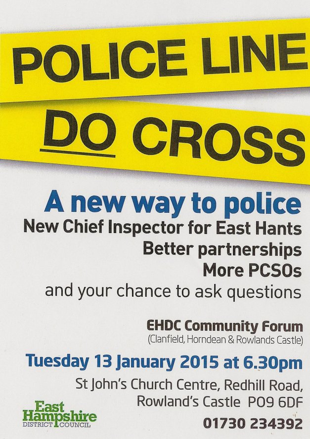 Policing Community Forum