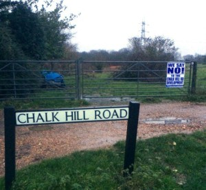 Chalk Hill Road