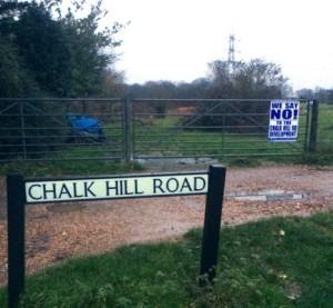 Chalk Hill Road