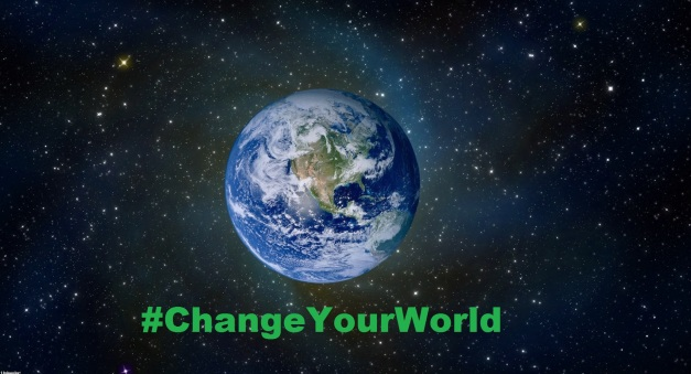 EHDC Change Your World Logo
