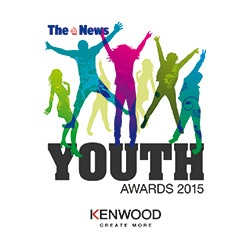 The News Youth Awards Logo