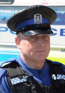 PCSO Rob Earl