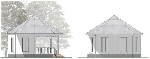 Bandstand Elevations