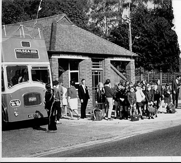 horndean-bus-station