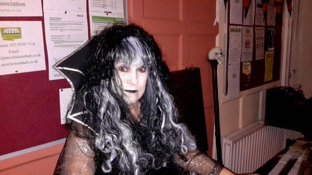 Chrissie NTJ Halloween