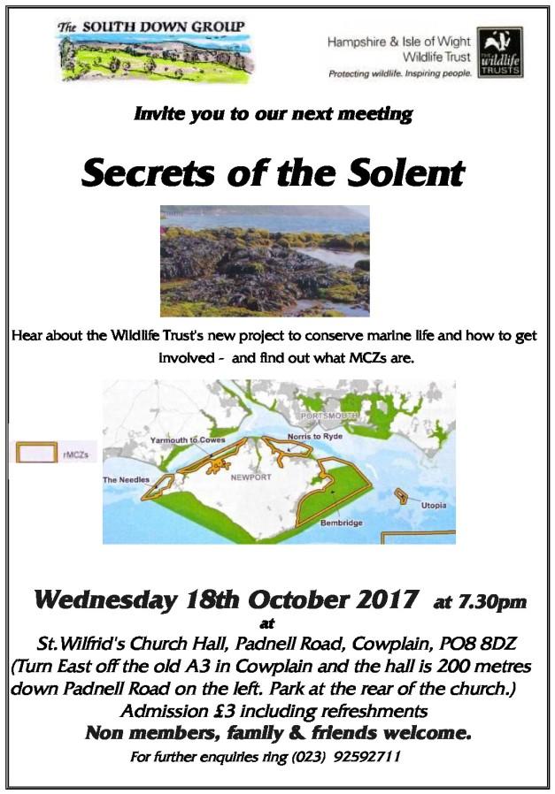 HBG Secrets of the Solent