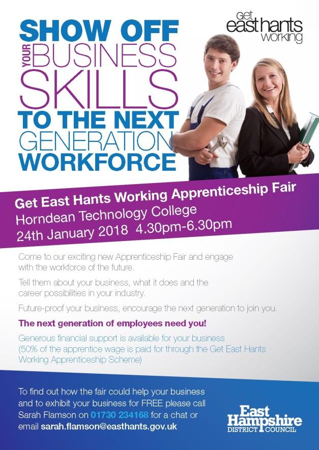 EHDC Apprenticeships