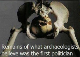 first politician