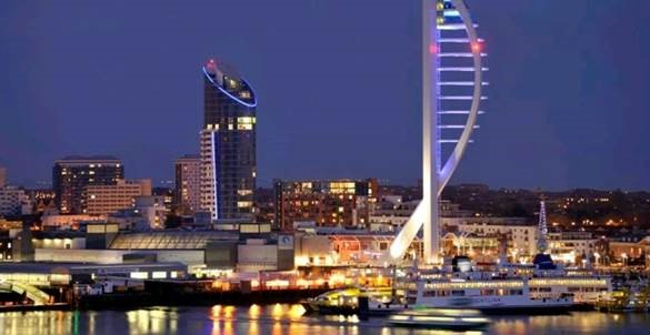 Spinaker Tower Photo