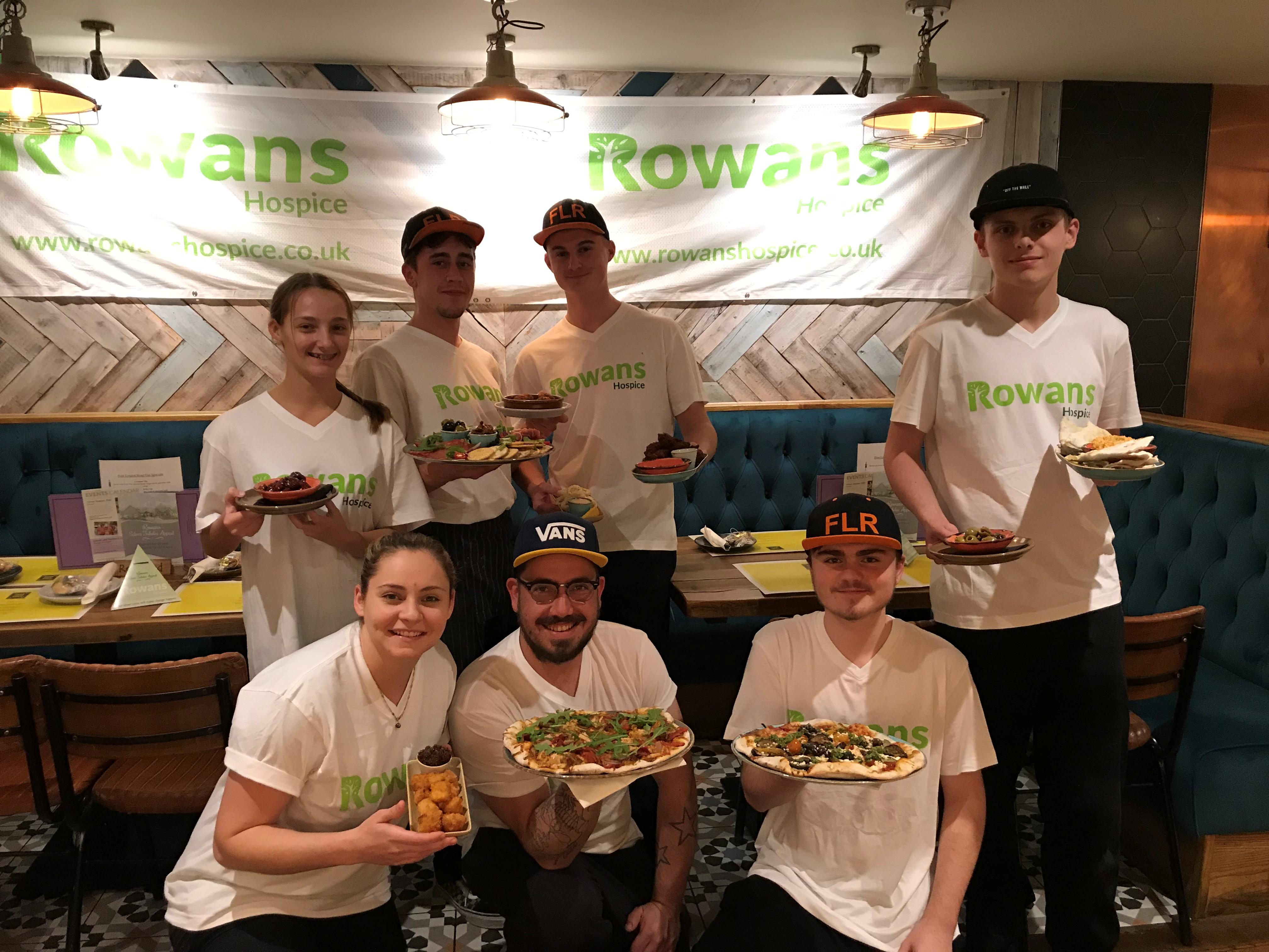 4LR Rowans Staff