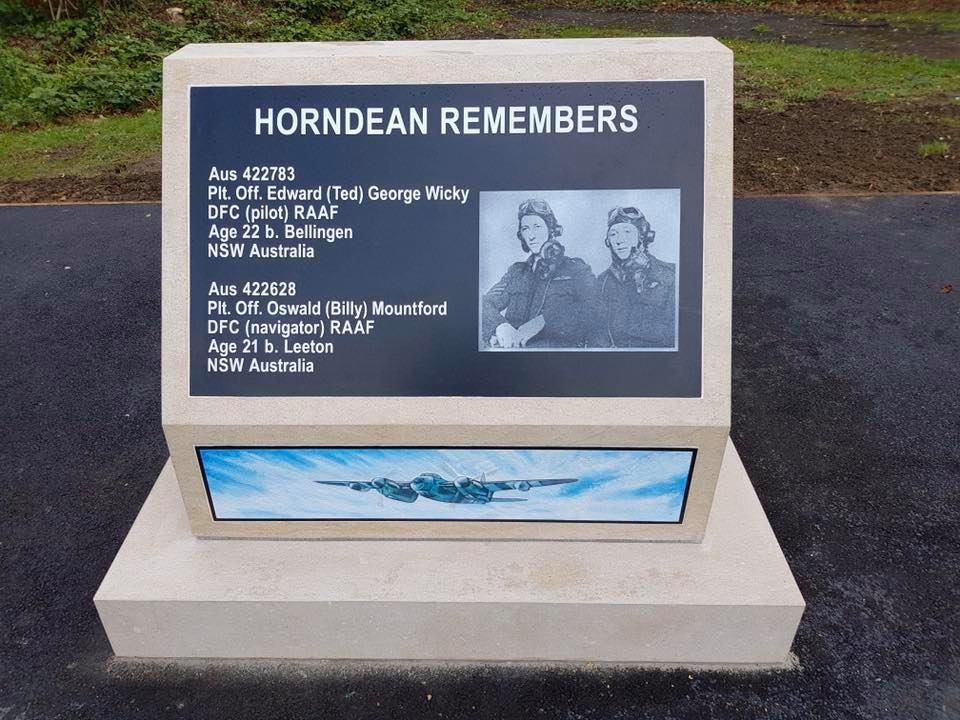 Horndean Aus 1